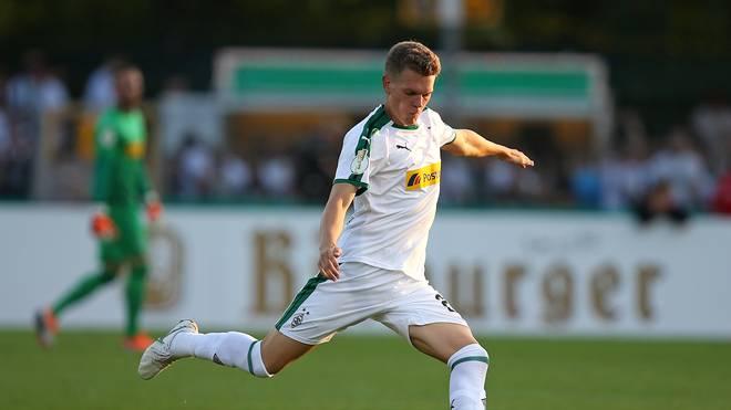 EM-Qualifikation: Matthias Ginter fehlt DFB-Team im Training , Matthias Ginter von Borussia Mönchengladbach reist verspätet zur Nationalmannschaft