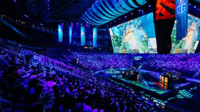 The International ist das höchstdotierte eSports-Turnier der Welt