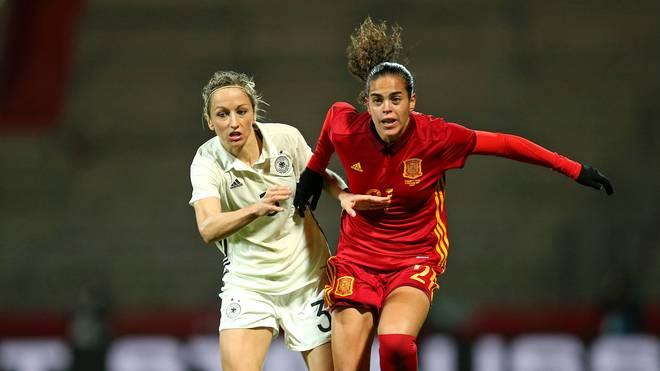 Spanien ist bei der WM 2019 eine der Gruppengegner der deutschen Fußballerinnen