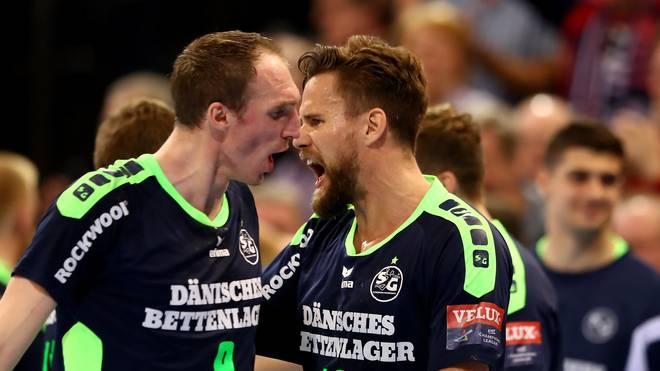 Die SG Flensburg-Handewitt trifft im Topspiel auf die Füchse Berlin