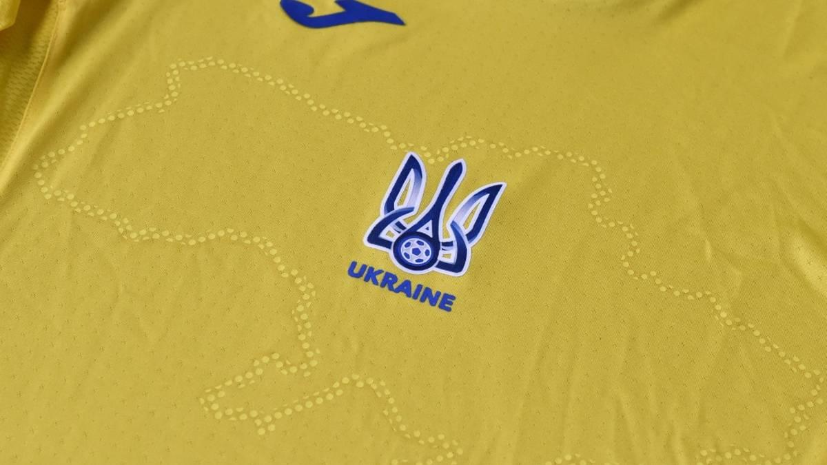 Das Trikot der Ukraine sorgt weiterhin für Aufsehen