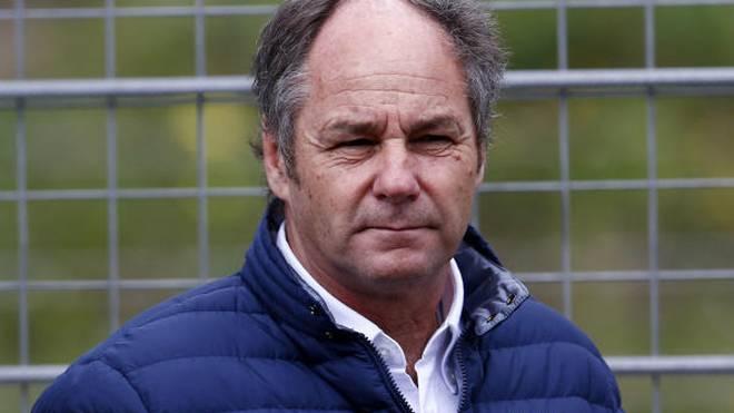 DTM-Boss Gerhard Berger freut sich über das BMW-Bekenntnis