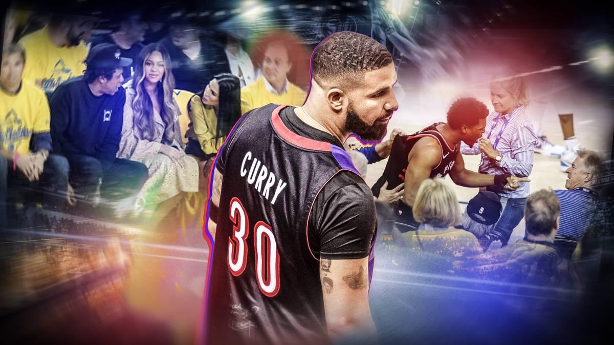 Die NBA-Finals werden vom Ärger am Spielfeldrand überschattet