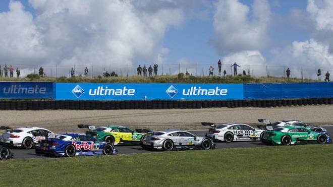 Im Rennen um die DTM-Meisterschaft 2017 geht es eng zu