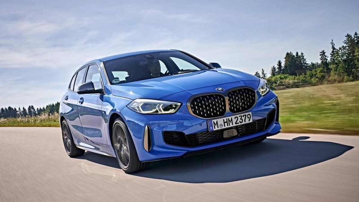 Autotest: Der neue BMW 1er