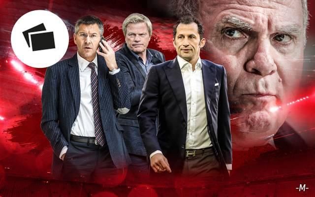 Beim FC Bayern steht die neue potentielle Führungsriege vor einer spannenden Aufgabe