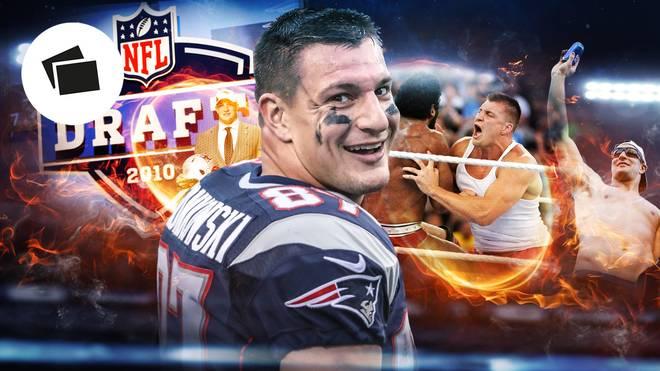 Mit 29 Jahren beendet Rob Gronkowski seine NFL-Karriere bei den New England Patriots