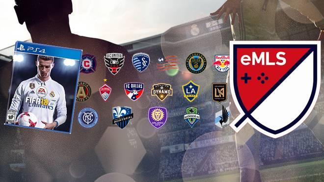 Die MLS gründet eine eigene FIFA-18-Liga