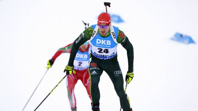 IBU Biathlon World Championships - Men's 20km Arnd Peiffer und der DSV können bisher schon auf eine erfolgreiche WM zurückblicken. Zum Abschluss soll es aber nochmal Edelmetall geben