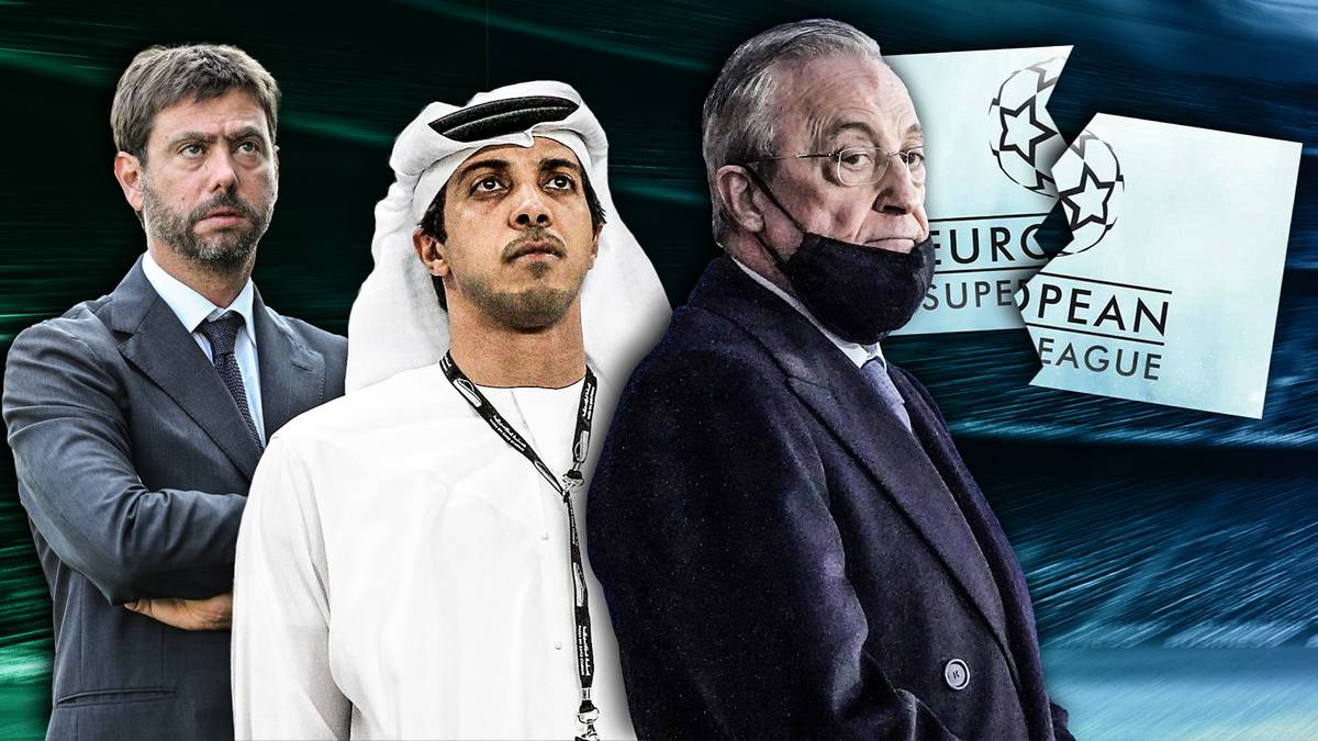 Neben möglichen Sanktionen haben die Gründungsmitglieder der European Super League vor allem massiv an Ansehen verloren - auch wenn Florentino Perez noch Hoffnung hat.
