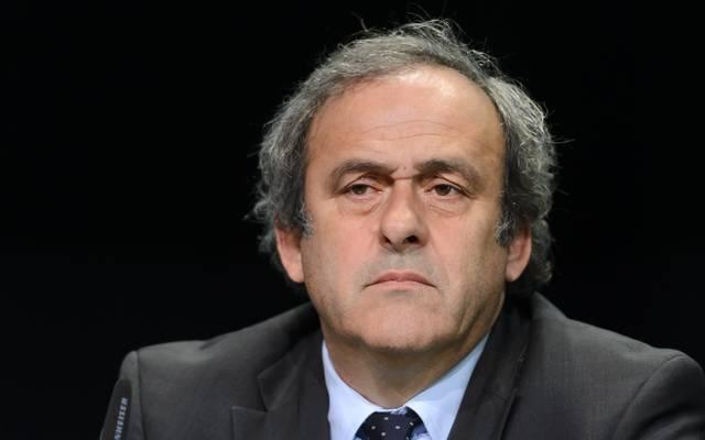 Michel Platini besitzt seit 2007 ein Bankkonto in Panama