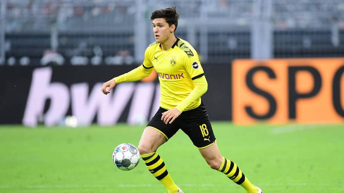 Leonardo Balerdi wurde beim BVB nicht glücklich
