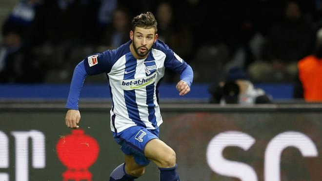 Marvin Plattenhardt, Hertha BSC