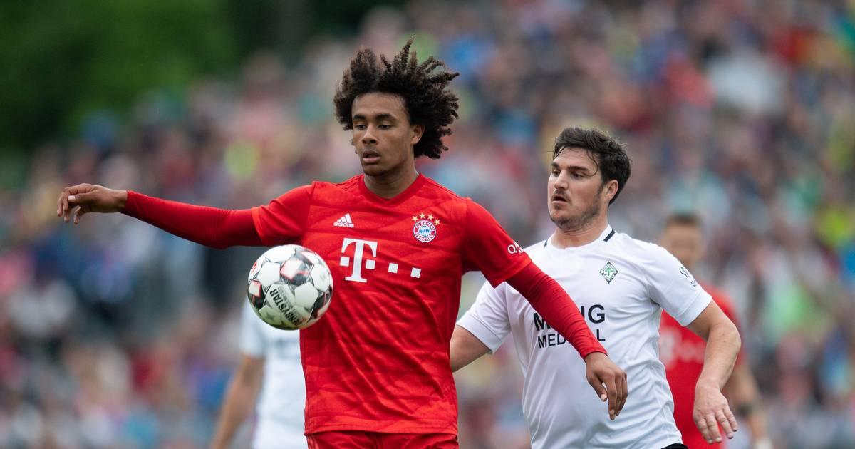 Transfermarkt Joshua Zirkzee Vom Fc Bayern Gerat Ins Visier Von Ado Den Haag Flipboard
