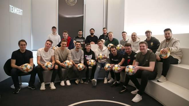 FIFA 19: Darum hat Deutschland die beste eNationalmannschaft