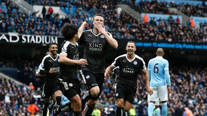Robert Huth von Leicester City