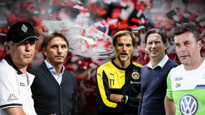 Die Bundesliga-Trainer tippen den Meister