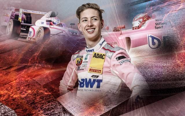 David Schumacher greift in der ADAC Formel 4 durch