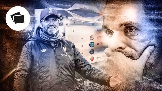 Jürgen Klopp und Thomas Tuchel stehen in der Champions League gehörig unter Druck