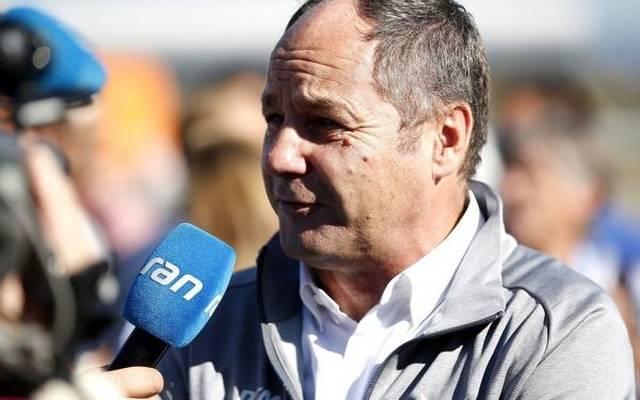 Gerhard Berger zeigt sich äußert zufrieden mit dem Saisonverlauf 2018
