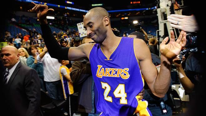 Kobe Bryant absolviert gegen Utah sein letztes NBA-Spiel