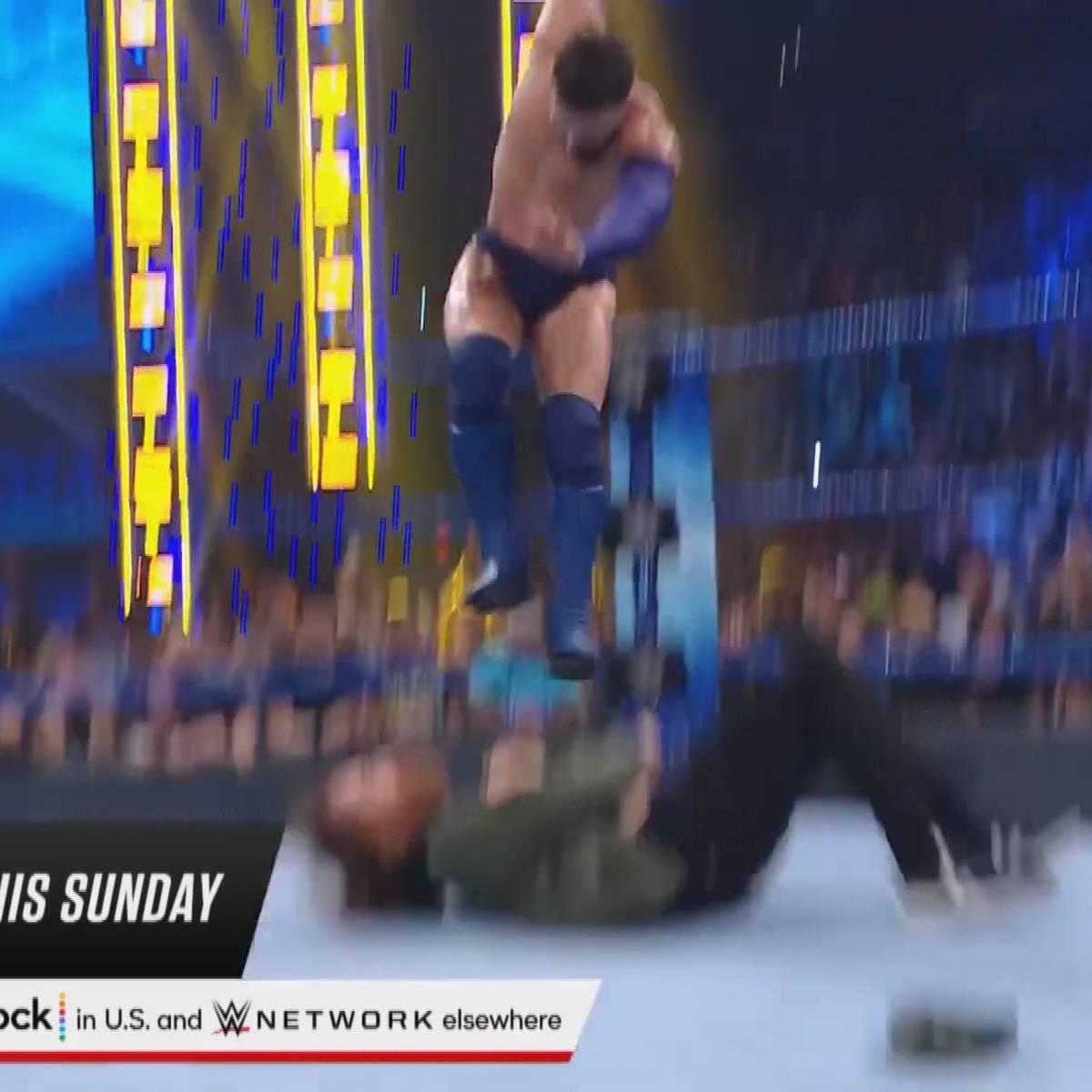 Hier bejubeln die WWE-Fans ein großes Comeback