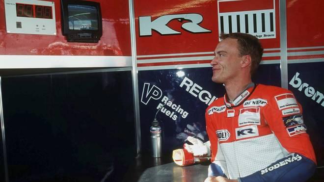 Der frühere Motorrad-Vizeweltmeister Ralf Waldmann denkt an neue Starts.
