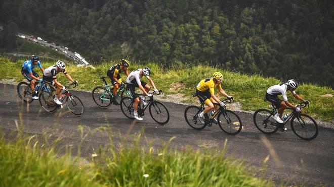 Tour de France: 19.Etappe heute LIVE im TV, Stream und Ticker - Auf der letzten Bergetappe der Tour de France 2018 könnte eine Vorentscheidung um den Gesamtsieg fallen