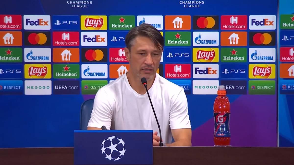 """Kovac nach CL-Aus: """"Fußball ist manchmal grausam"""""""