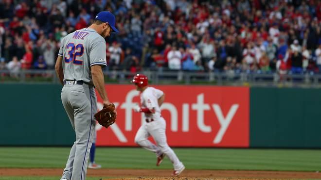 New York Mets v Philadelphia Phillies: Steven Matz