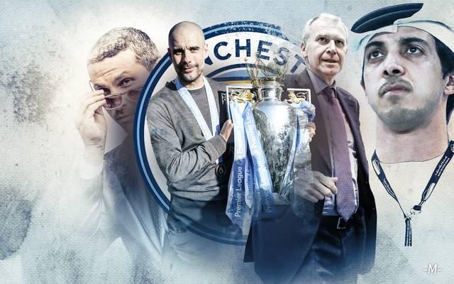 Manchester City droht womöglich der Ausschluss aus der Champions League
