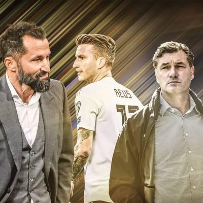 Salihamidzic vs Zorc: So eskalierte der Zoff um Marco Reus