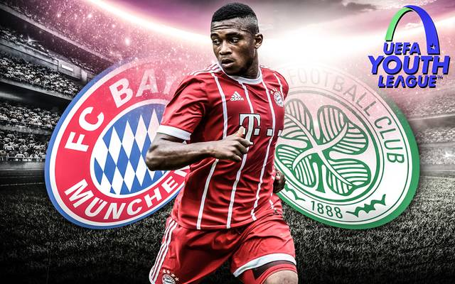 UEFA Youth League: Bayern gegen Celtic