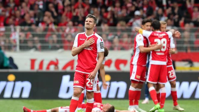 Union Berlin gewann zuletzt 2:0 gegen den HSV