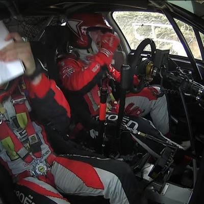 Irrer Wutanfall! Rallye-Pilot rastet komplett aus