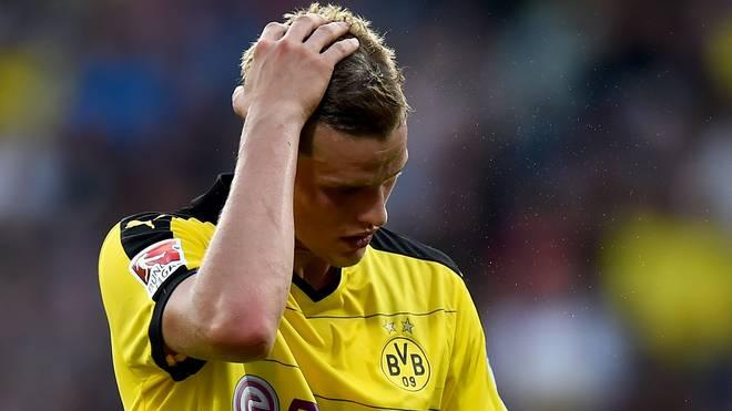 Sven Bender musste in Augsburg zur Halbzeit ausgewechselt werden