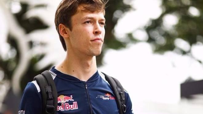 Könnte bald sein Debüt bei den 24 Stunden von Le Mans feiern: Daniil Kwjat