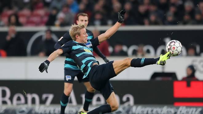Per Ciljan Skjelbred verlängert seinen Vertrag bei Hertha BSC