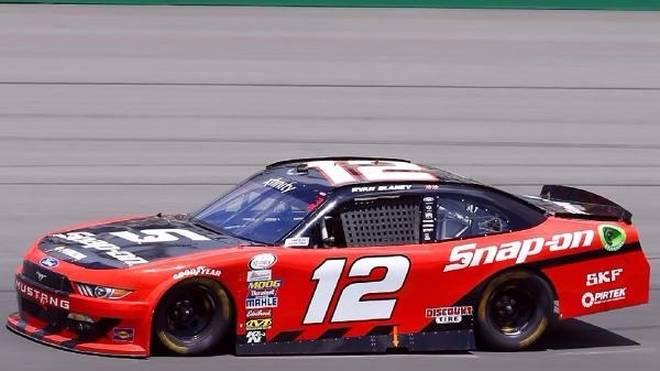 Ryan Blaney wird 2018 die Startnummer 12 Vollzeit in der NASCAR-Cup-Serie steuern