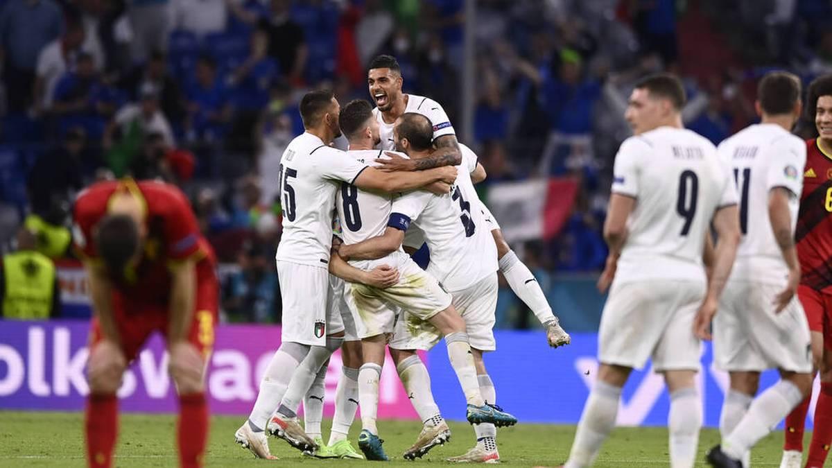 """Gegen Italien spielen? """"Schlimmer als ein Zahnarztbesuch"""""""