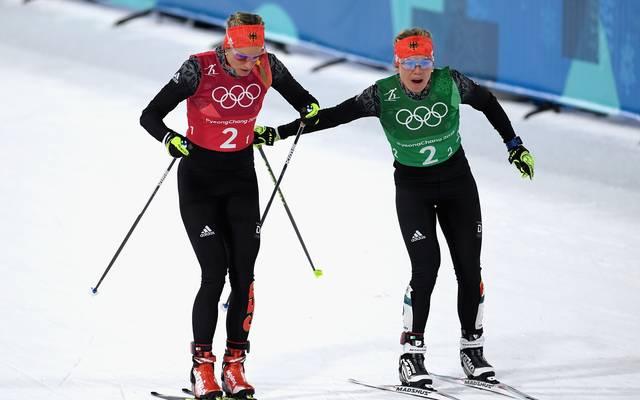 Für Nicole Fessel ist Olympia frühzeitig beendet