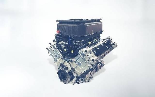 Der neue LMP1-Motor für Rebellion basiert auf dem LMP2-Aggregat GK428