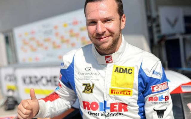 Daniel Keilwitz geht ab sofort für Aston Martin auf Trophäenjagd