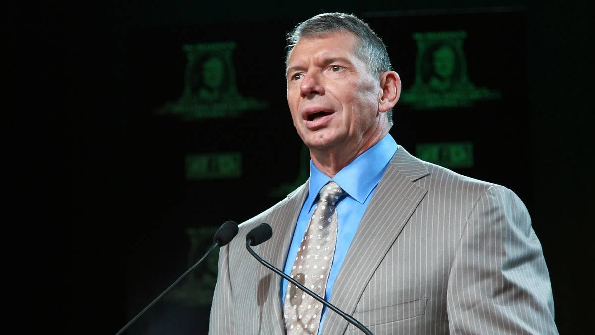 Vince McMahon ist bis heute Boss bei WWE