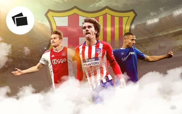 Der FC Barcelona steht vor einem Umbruch im Sommer