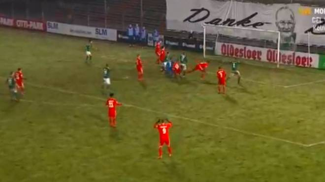 VfB Lübeck setzte sich in der Regionalliga gegen den Hamburger SV II durch