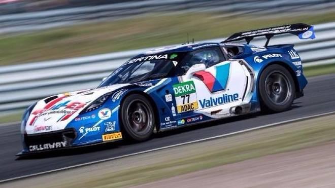 Corvette-Pilot Jules Gounon kann sich auf dem Sachsenring vorzeitig den Titel sichern