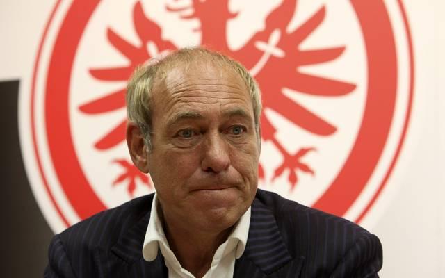 Peter Fischer ist seit 2000 Präsident von Eintracht Frankfurt