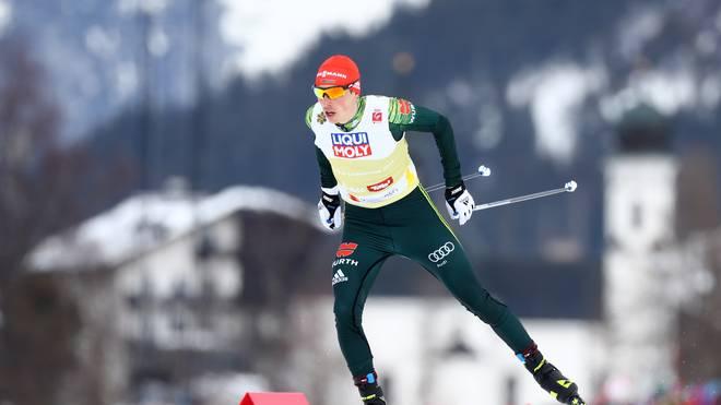 Nordische Kombination: Eric Frenzel beendet Saison vorzeitig