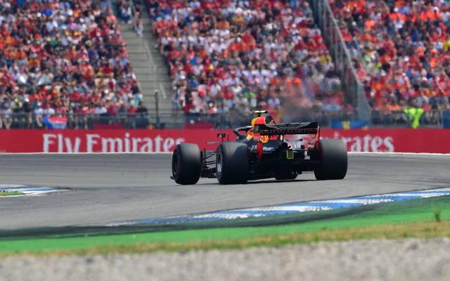 Rund 71.000 Zuschauer verfolgen den Deutschland-GP in Hockenheim
